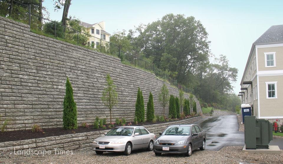 리콘월(Recon Wall) 해외사례 ©이노블록